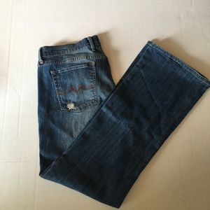 Lucky Brand Sweet N Low Jeans Sz 12